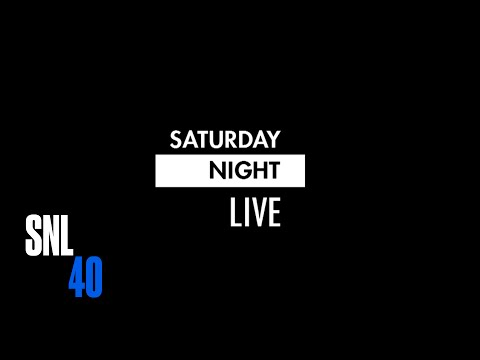 40 Years in the Making - Saturday Night Live
