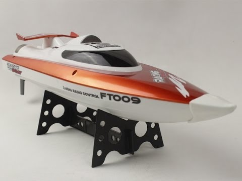 FT009 Electric High Speed Radio Remote Control RC Boat from China Toys ...
