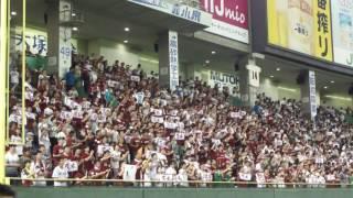 平成28年8月30日、東京ドームでの日ハムとの試合で。 この日、島内の先...