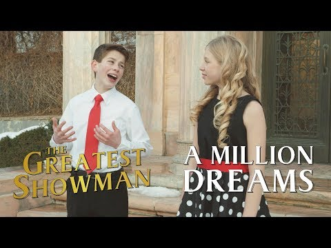 A Million Dreams from The Greatest Showman | Micah Harmon & Lyza Bull of OVCC