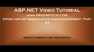 Inporc asp.net session state mode management   Part 64