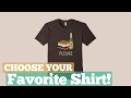 Funny Camping Shirts // Graphic T-Shirts Best Sellers