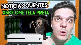 XBOX ONE TELA PRETA PARA TODOS USUÁRIOS, AGORA FERROU! / XBOX LIVE GOLD GRÁTIS PARA TODOS!!