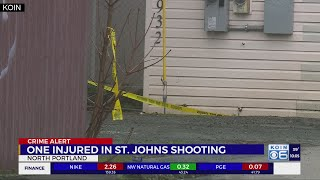 Man injured in St. Johns Neighborhood shooting