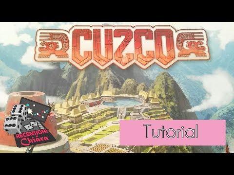 Cuzco / Java (tutorial e commento) - Anteprime di Chiara (giochi da tavolo)