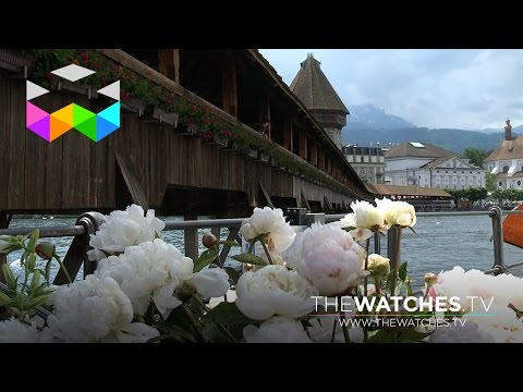 Lucerne, Swiss Postcard Territory For Watch Purchasing