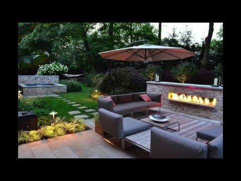 Jardines para casas peque as youtube for Casa con jardin barcelona