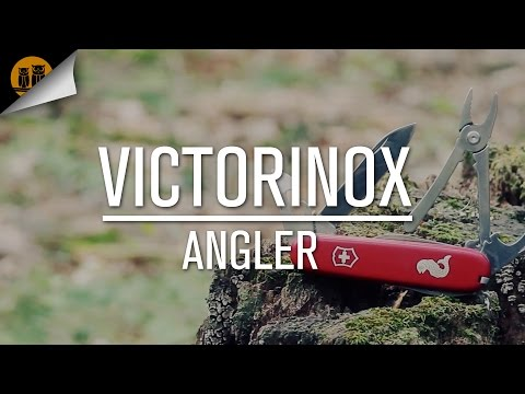 Victorinox Angler | Swiss Army Knife | Field Review