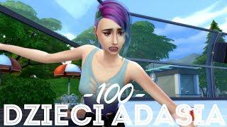 The Sims 4 Pl : Wyzwanie 100 dzieci Adama #134 - Sim też może mieć zły dzień