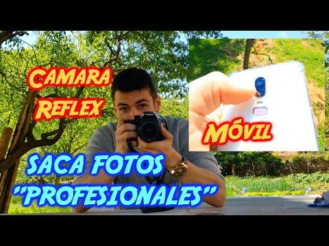 Como funciona tu CÁMARA de FOTOS o del MÓVIL