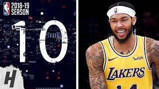 NBA Top 10 Plays of the Night | January 29, 2019