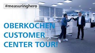 #measuringhero | Episode 63: Oberkochen Customer Center Tour!