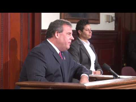 Chris Christie's entire GWB scandal press conference in 10 minutes