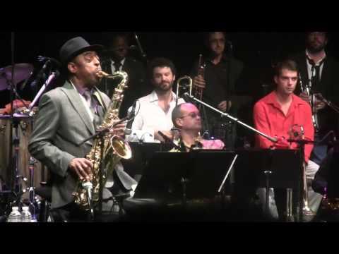 Archie  Shepp Attica Blues Band Part One