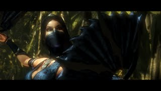 MKX Kitana Ranked #8 (MOURNFUL ONLY)