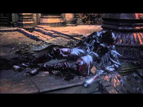 Bloodborne  If Eileen was voiced by Corduner