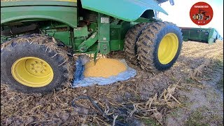 Combine is Down and High Winds -  October 20, 2018