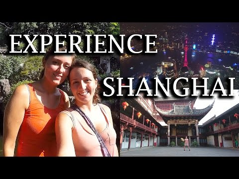 TRAVEL VLOG | YOU NEED TO VISIT THIS CITY (SHANGHAI, CHINA) - DAYS - 95 TO 96