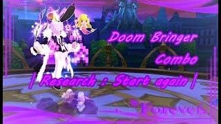 【Elsword】Doom Bringer - Combo|Research : Start again|