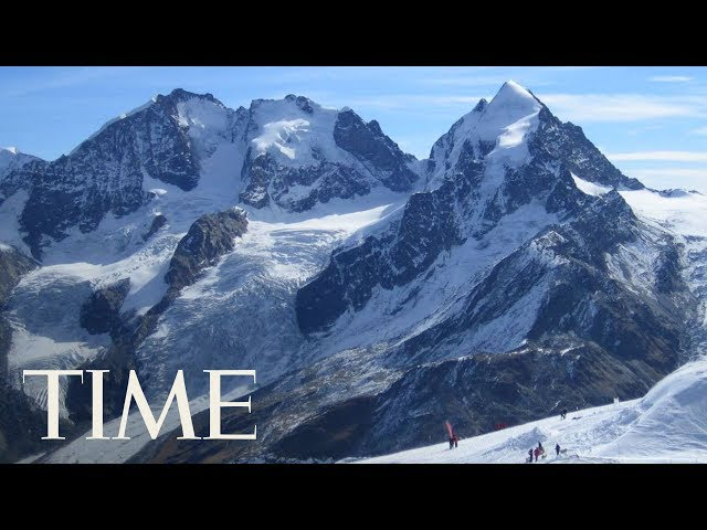 75 Years After Disappearance, Couple's Frozen Bodies Found On Glacier In The Swiss Alps | TIME
