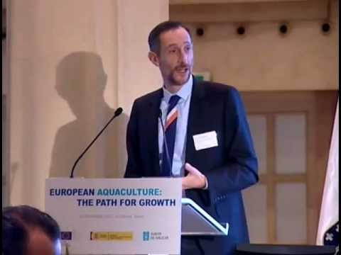 Ernesto Bianchi Head of Unit, DG Maritime Affairs and Fisheries European Aquaculture