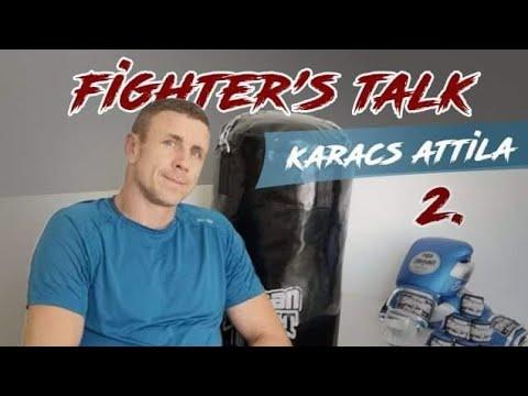 Fighter's Talk Karacs