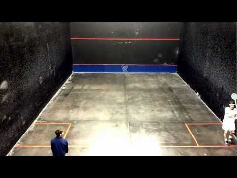 Rackets At Detroit Racquet Club
