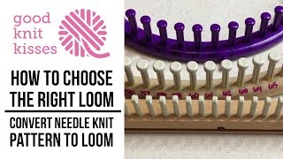 Pattern Conversion: Choosing Which Loom to Use (CC)