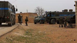 قوات روسية أمريكية وتركية في منبج وريفها..تنسيق سري أم بوادر حرب ثلاثية؟-تفاصيل