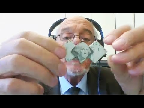 Tim's Amazing Folding And Cutting Tricks With Banknotes