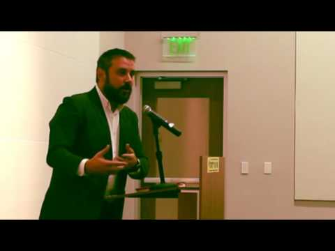 Jeremy Scahill In Madison Wisconsin