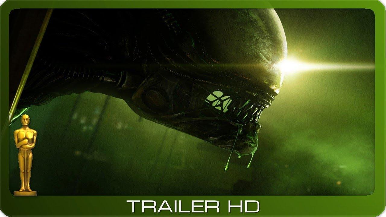 Alien - Das unheimliche Wesen aus einer fremden Welt ≣ 1979 ≣ Trailer