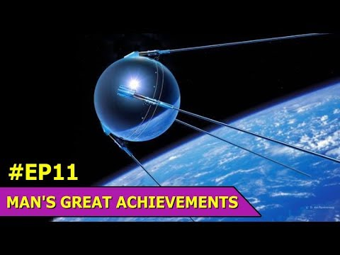 Space | Soviet Sputnik | Explorer 1 | Apollo 11 | Neil Armstrong | Man'S Great Achievements