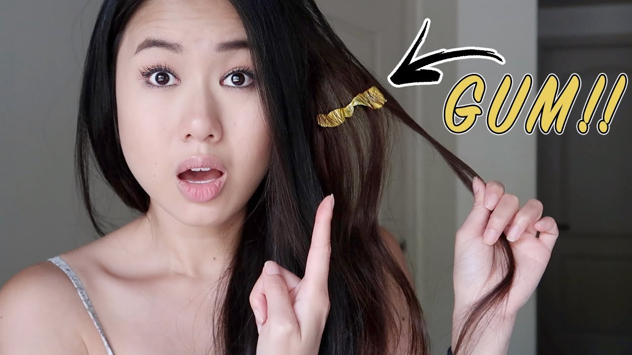 How To Get Gum Off Skin >> How To Get Gum Out Of Hair Without Cutting It 7 Best Ways To Get Gum Out Of Hair