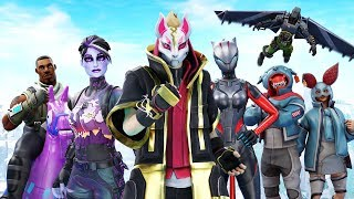 DRIFT the MOVIE! | A Fortnite Film [PART 2]