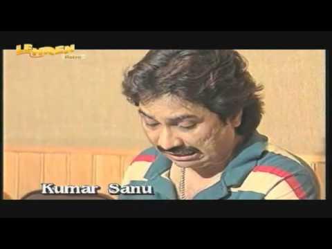 Kumar Sanu Recording For Album Hum Safar