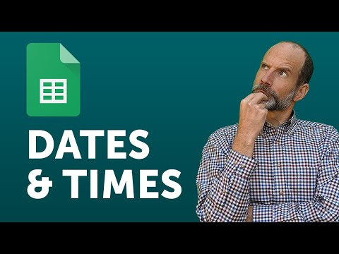TODAY Function - Google Sheets | Returns value of the current date