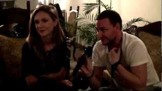 Interviu cu Adela Popescu si Gino Manzotti