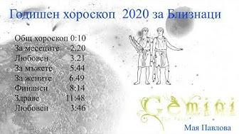 Хороскоп Близнаци 2020
