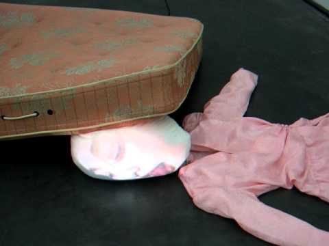 Tony Oursler, Guilty (1995) at the MCA, Chicago