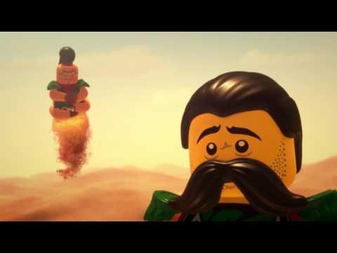 Лего ниндзя го пираты против ниндзя мультфильм