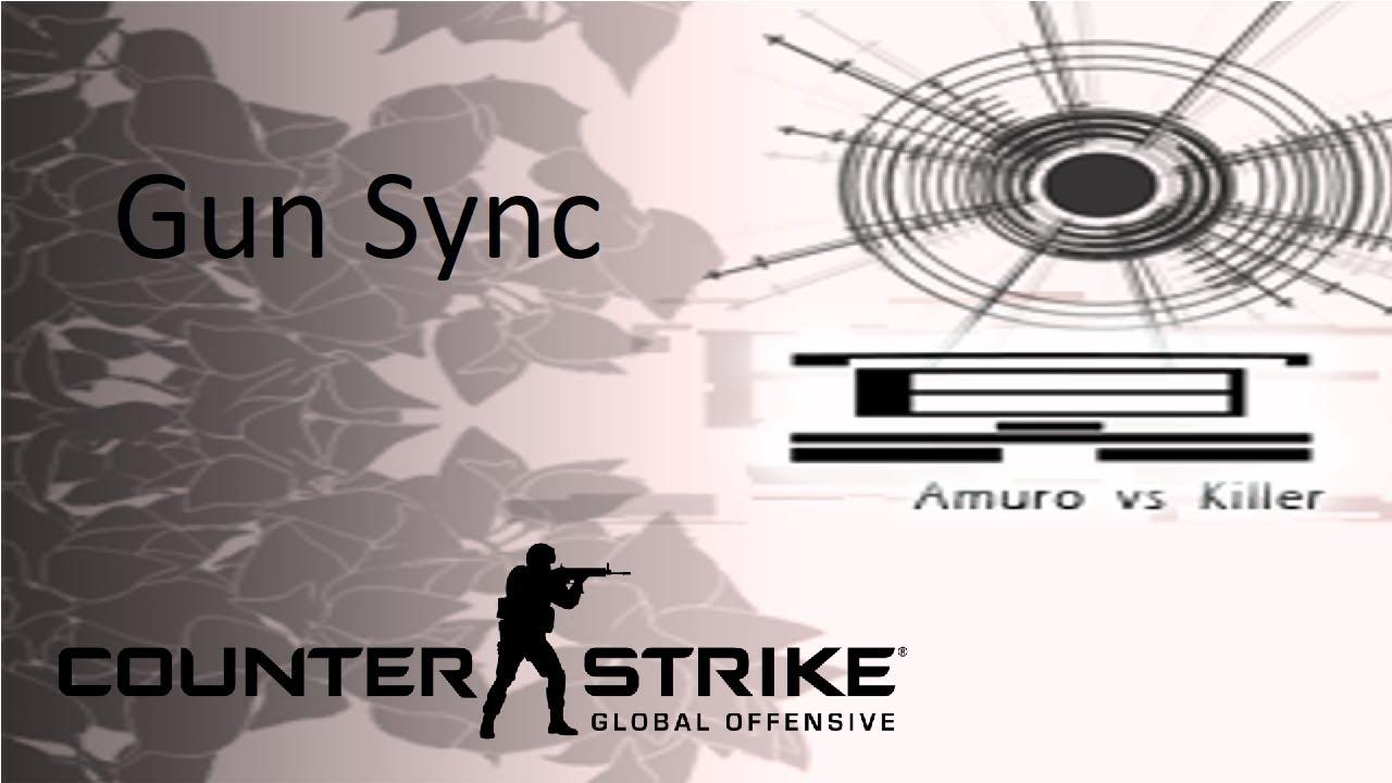 #CSGO Gun Sync - 冥 (with BGA)