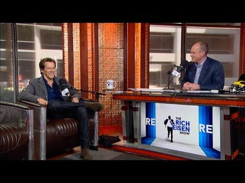 """Actor Kevin Bacon Of Amazon's """"I Love Dick"""" Joins The RE Show - 5/11/17"""