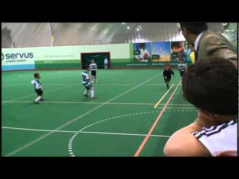 Youth Soccer Match - Play Off Game - SHOOT OUT - Part 4