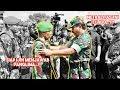 Panglima TNI Cek Prajurit Dari Prada Sampai Perwira Tentang Netralitas TNI/ Apel TNI-POLRI DI SOLO