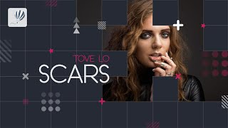 Tove Lo - Scars (Lyric Video)