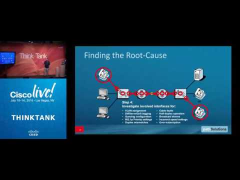 PathSolutions @ Cisco Live 2016 – Root-Cause VoIP Troubleshooting
