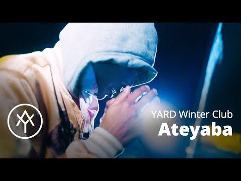 Youtube: Ateyaba fête son grand retour en live au YARD Winter Club