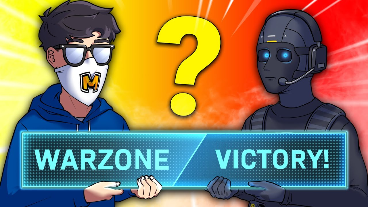 Don't play Warzone like this...