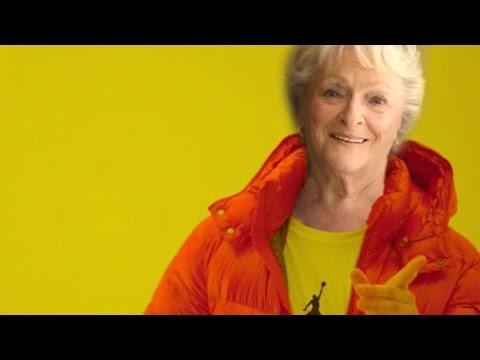 Grandma Sings Hotline Bling by Drake (Music Video)